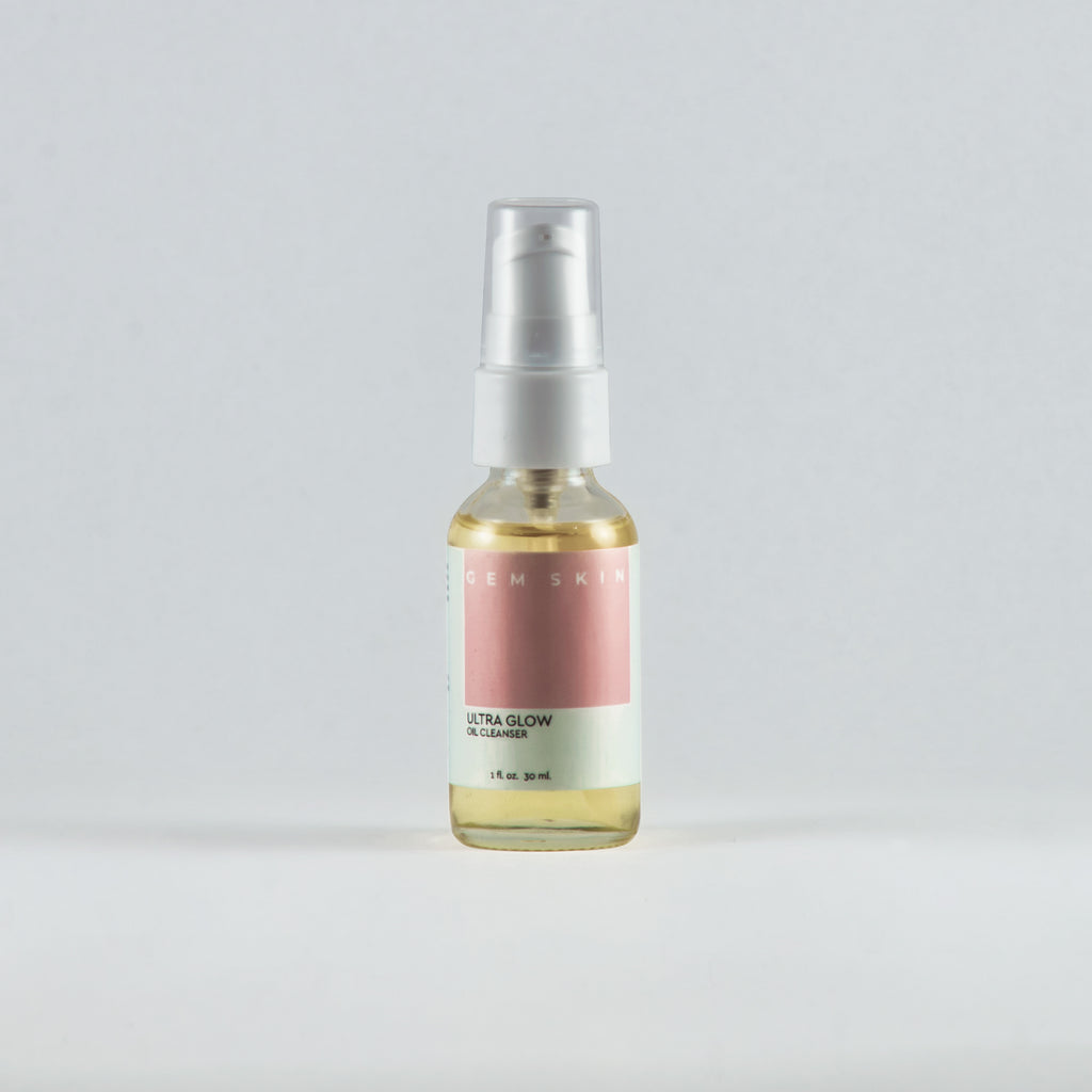 Ultra Glow Oil Cleanser
