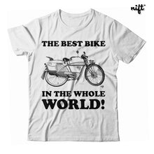 The Best Bike in the Whole World Unisex T-shirt