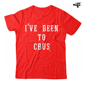 I've Been To Cbus Columbus Ohio Unisex T-shirt