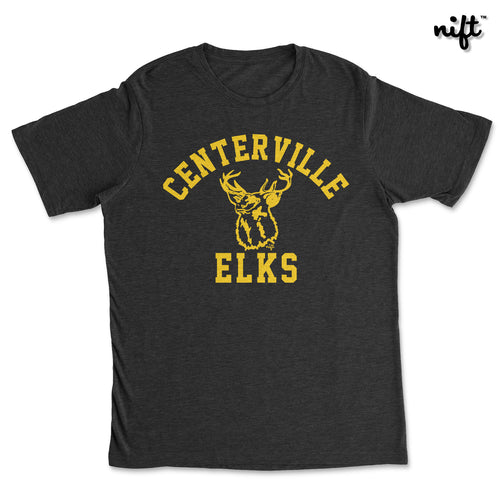 Centerville Elks High School Vintage Phys. Ed. T-shirt