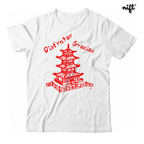 Chinese Takeout in Mexico Unisex T-shirt