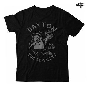 Dayton Ohio the Gem City Unisex T-shirt