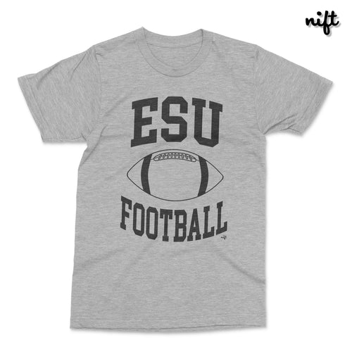 ESU Timberwolves Football Practice T-shirt