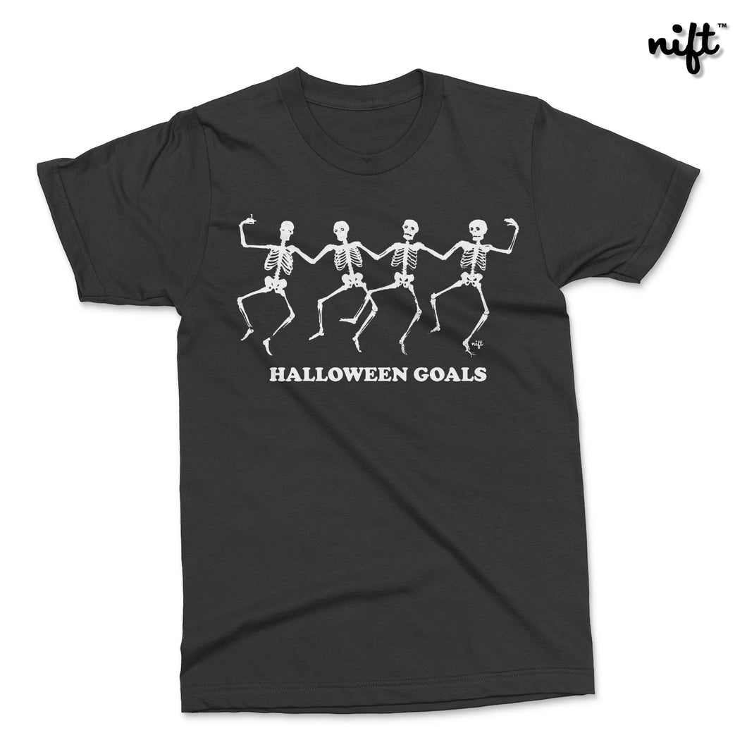 Halloween Goals T-shirt