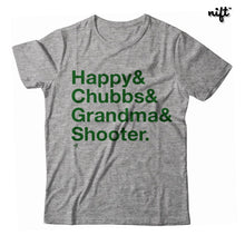 Happy and Friends Unisex T-shirt
