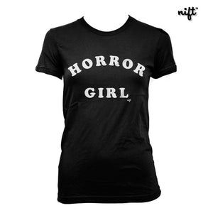 Horror Girl Women's T-shirt