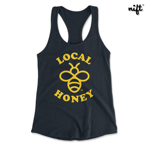 Local Honey Women's Racerback Tank