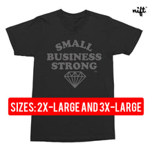 Dayton Small Business Strong Additional Sizes T-shirt