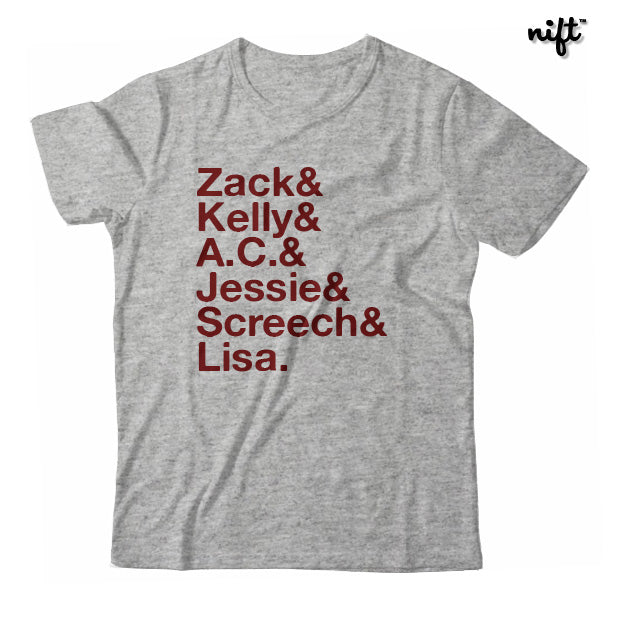 SBTB Names Tribute Unisex T-shirt