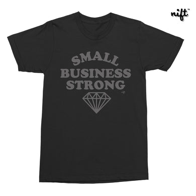 Dayton Small Business Strong T-shirt