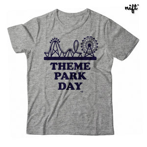 Theme Park Day Unisex T-shirt
