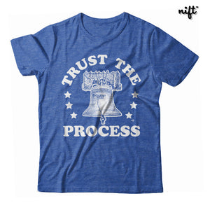Trust the Process Philadelphia Unisex T-shirt