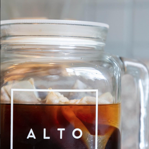 How to Make Cold Brew Coffee with Alto Cold Brew
