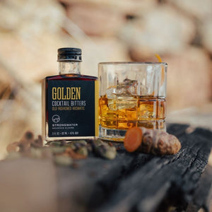 GOLDEN - Aromatic Cocktail Bitters