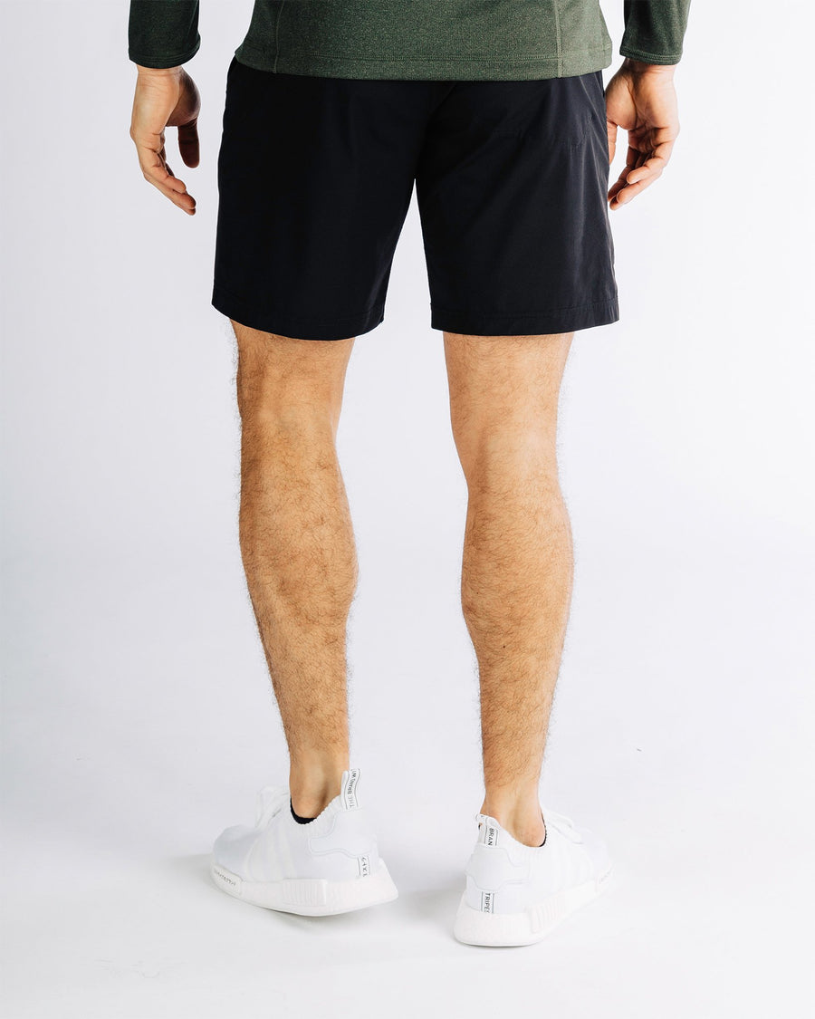 "Mako Shorts 9""-Black"