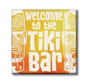 WELCOME TO THE TIKI BAR