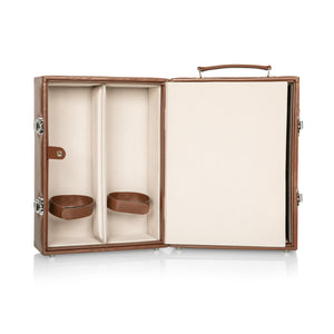 MANHATTAN COCKTAIL CASE (Mahogany)