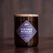 Load image into Gallery viewer, Vintage Merlot Candle