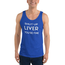 Load image into Gallery viewer, Shut Up Liver Tank Top