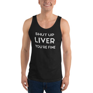 Shut Up Liver Tank Top