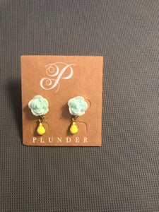Plunder -Uma earrings