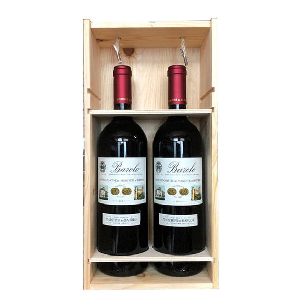 "PRESENTATION BOX ""DUO DI BAROLO"""