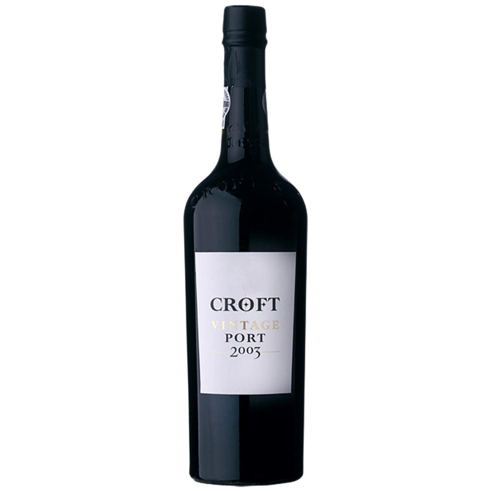 CROFTS 2003 VINTAGE PORT