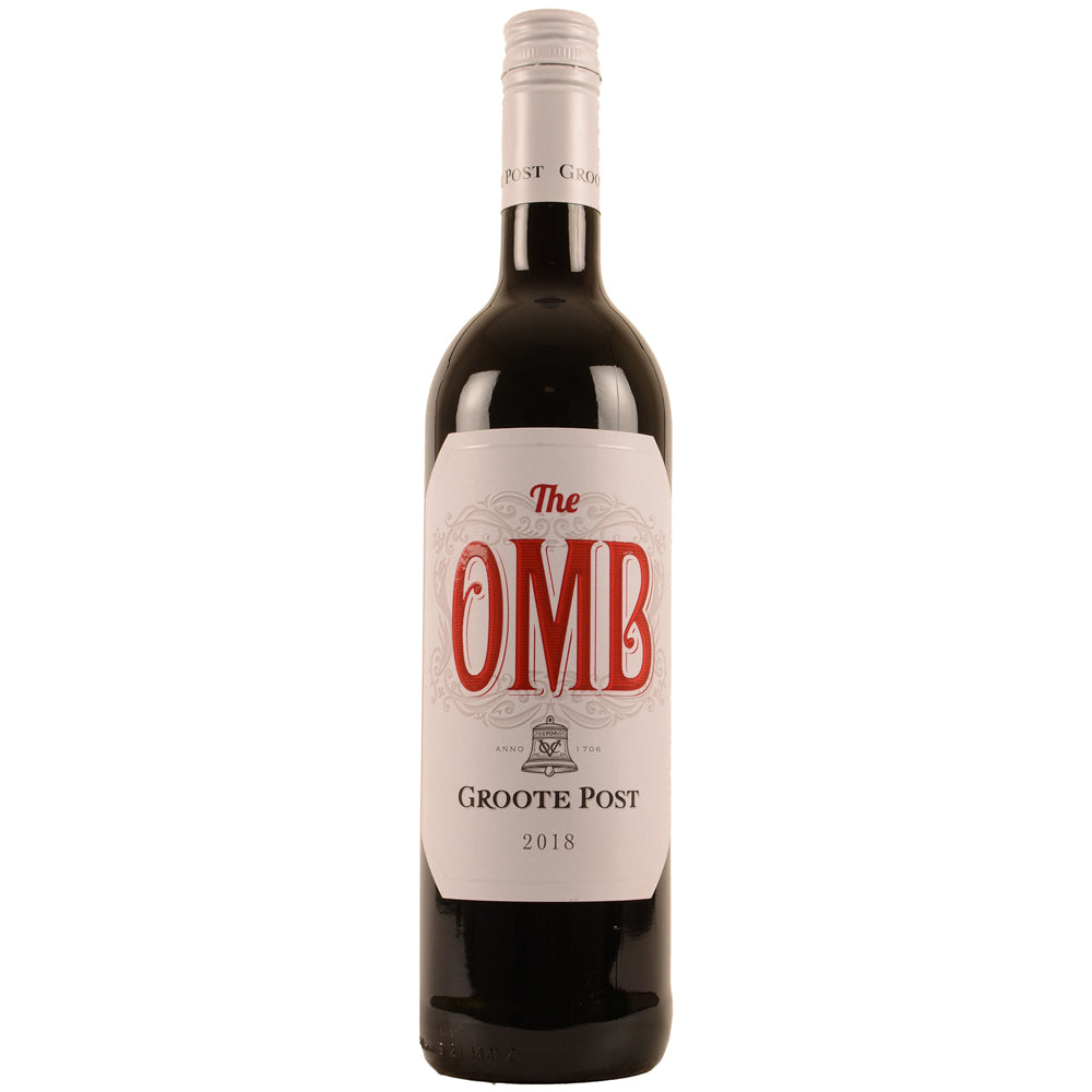 GROOTE POST OLD MANS BLEND 2018