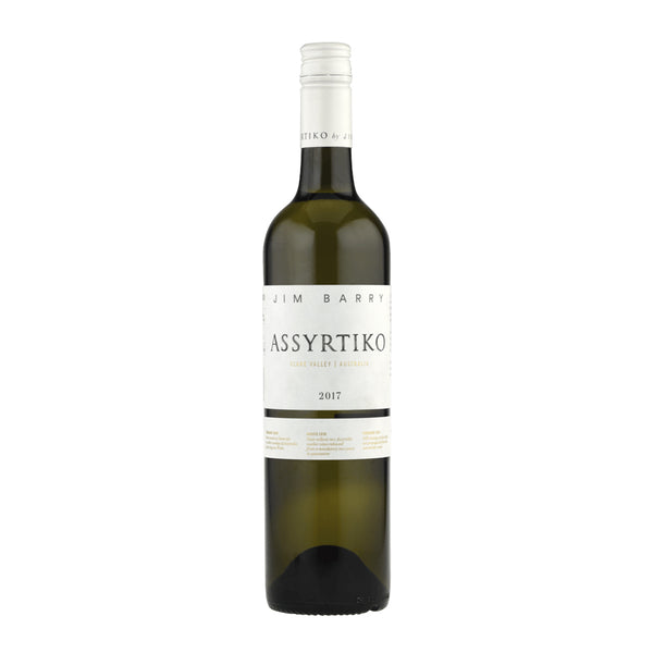 JIM BARRY ASSYRTIKO 2017
