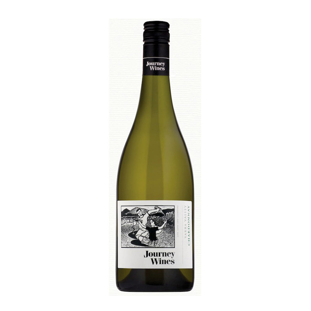 JOURNEY WINES YARRA VALLEY CHARDONNAY 2017