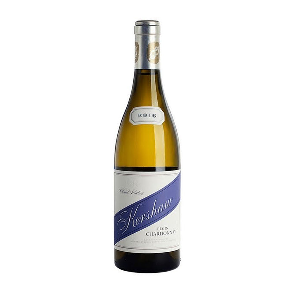KERSHAW ELGIN CLONAL SELECTION CHARDONNAY 2017