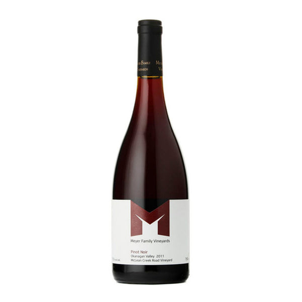 MEYER FAMILY VINEYARDS PINOT NOIR 2012