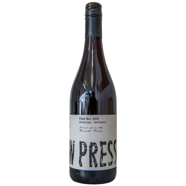 NEW PRESS PINOT NOIR 2019