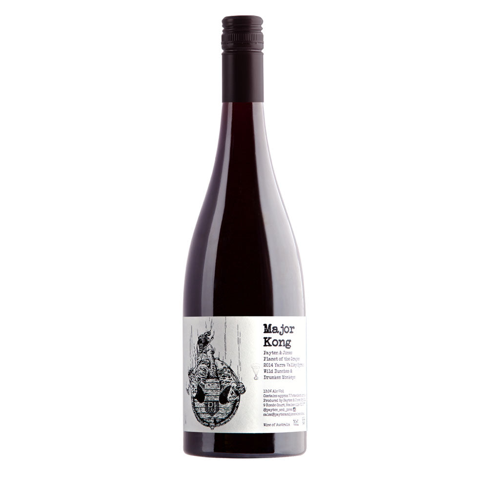 PAYTEN & JONES MAJOR KONG SYRAH 2018