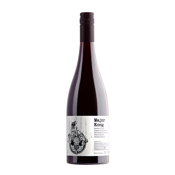 PAYTEN JONES MAJOR KONG SYRAH 2015