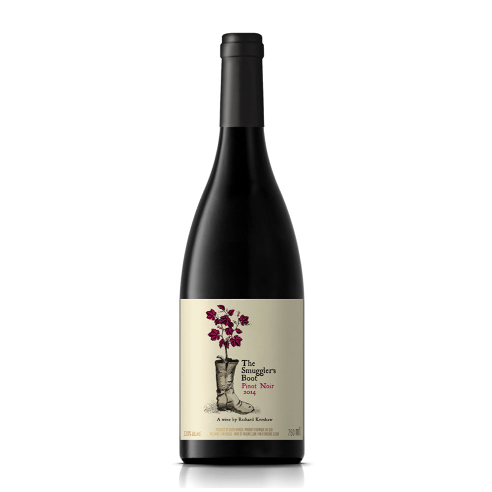 RICHARD KERSHAW THE SMUGGLERS BOOT PINOT NOIR 2015