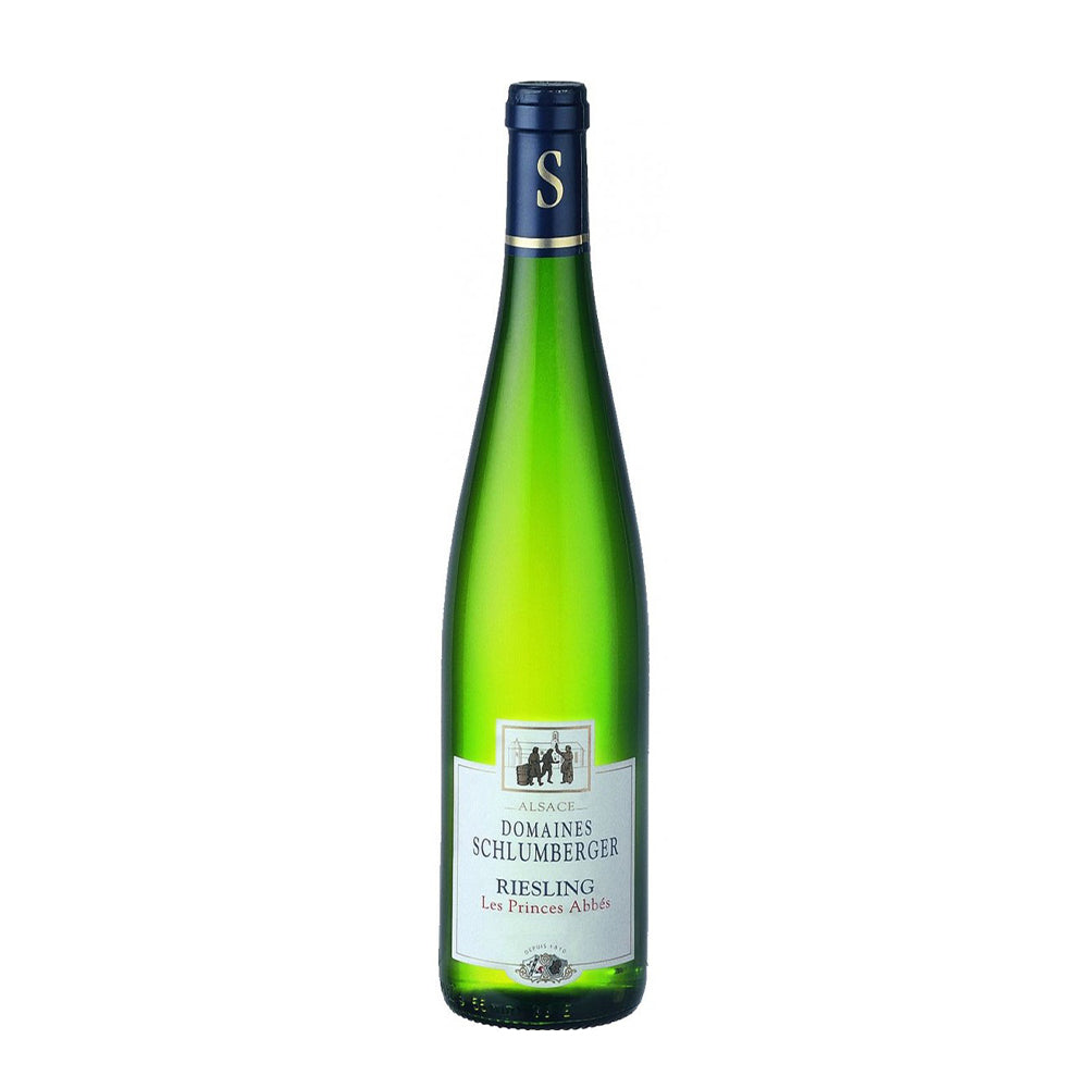 "SCHLUMBERGER RIESLING ""LES PRINCES ABBES"" 2016"