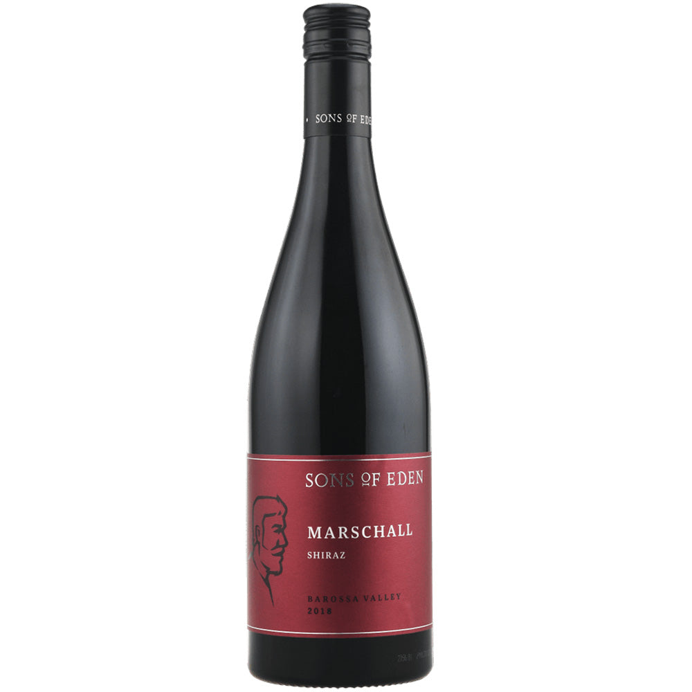 SONS OF EDEN MARSCHALL BAROSSA SHIRAZ 2017