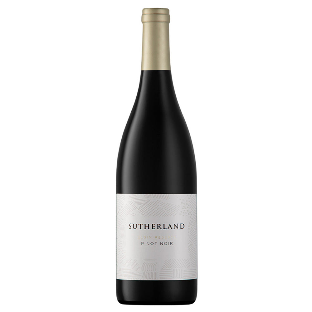 SUTHERLAND PINOT NOIR RESERVE 2016