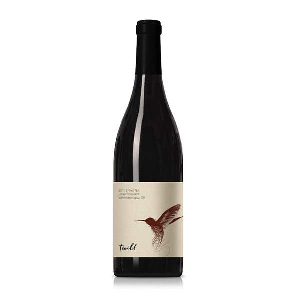 TWILL CELLARS WILLAMETTE VALLEY PINOT NOIR 2014