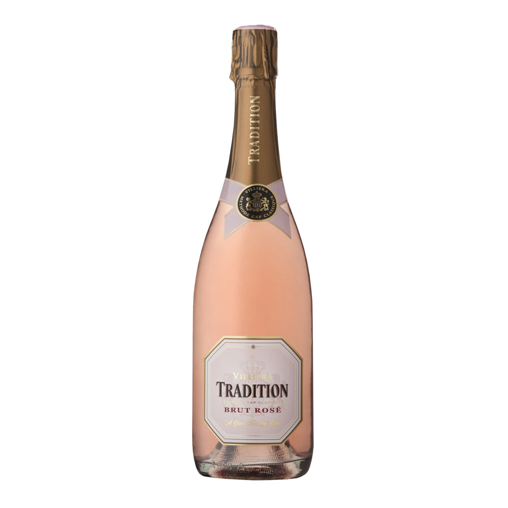VILLIERA TRADITION BRUT ROSE NV