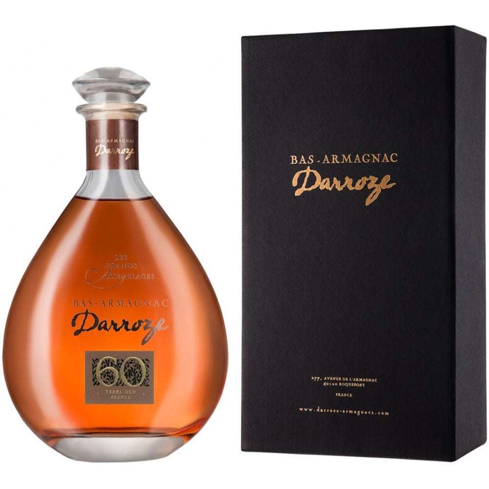 BAS ARMAGNAC GRAND ASSEMBLAGE 60 ANS CARAFE