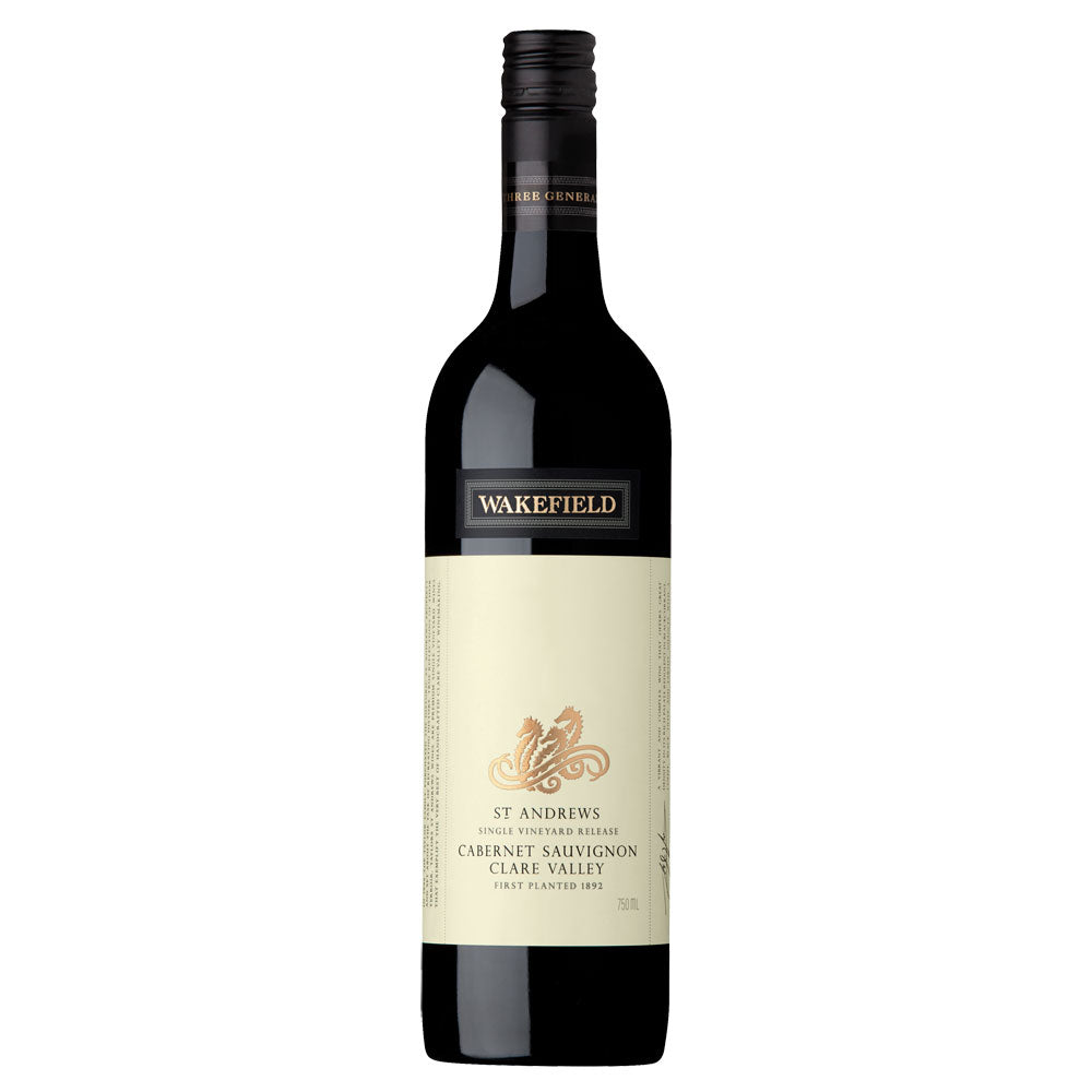 WAKEFIELD ST ANDREWS CABERNET SAUVIGNON2014