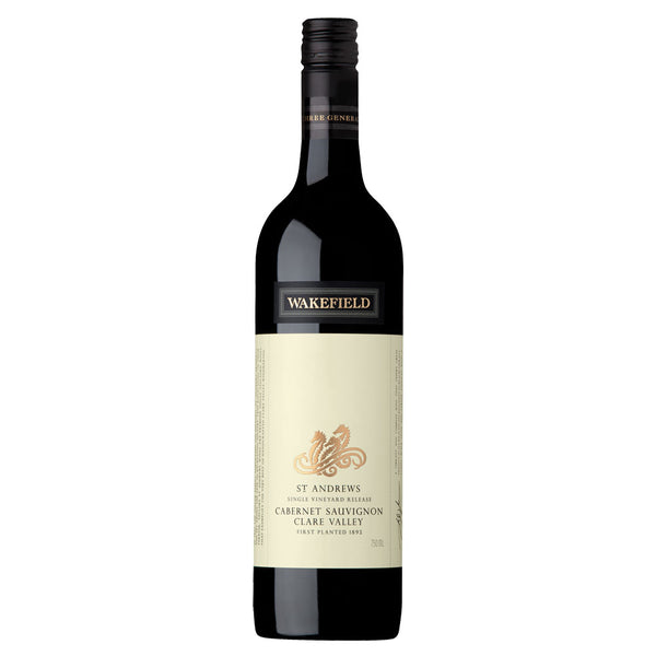 WAKEFIELD ST ANDREWS CABERNET SAUVIGNON 2014
