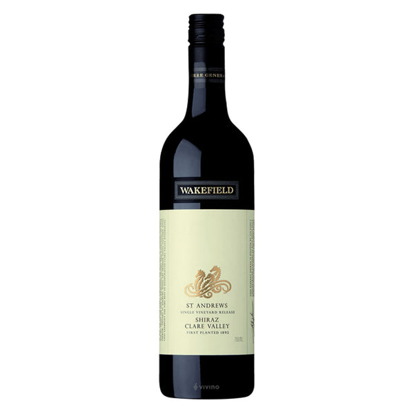 WAKEFIELD ST ANDREWS SHIRAZ  2016