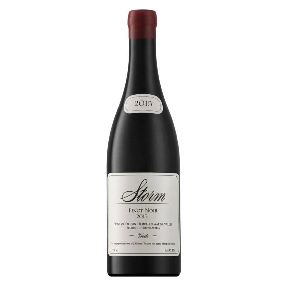 STORM WINES VREDE PINOT NOIR 2018