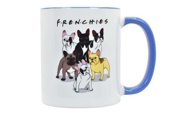 Frenchies - Mug