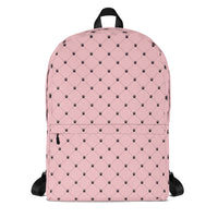 Pink Paw Backpack