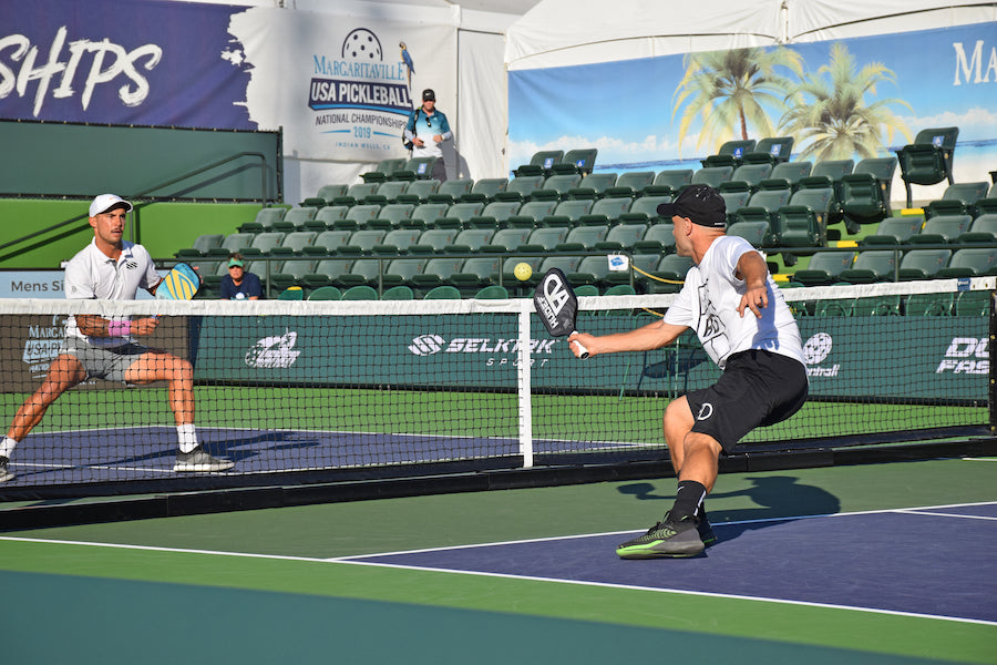 It's time to change our outdated view on Pickleball Singles.