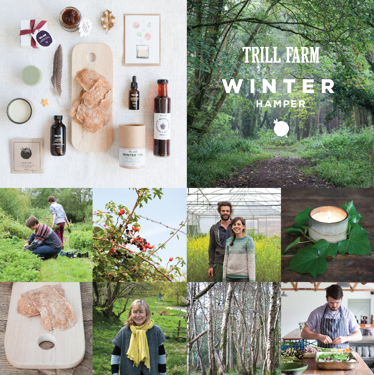 Trill Farm Winter Hamper